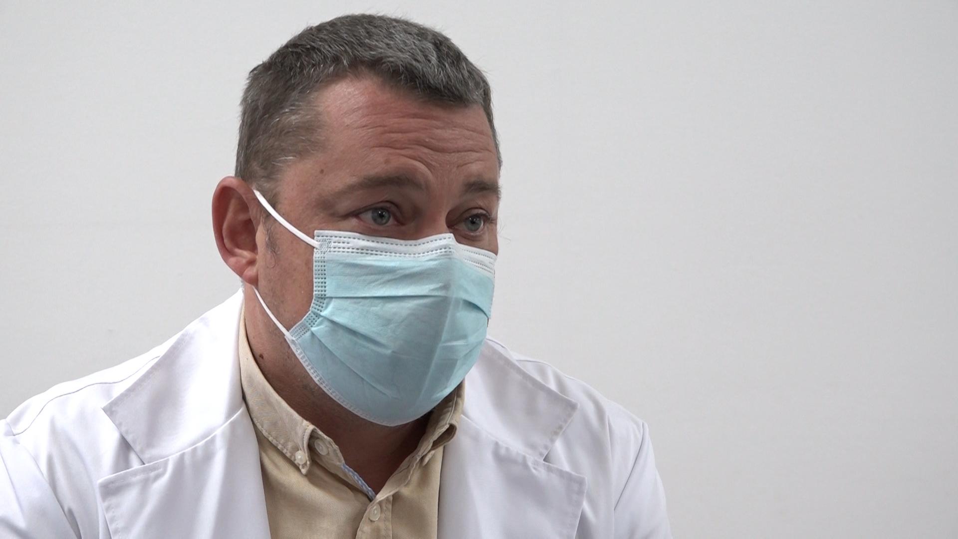 Ivan Milojević, specijalista neurologije Opšte bolnice Ćuprija o pandemiji i vakcinaciji